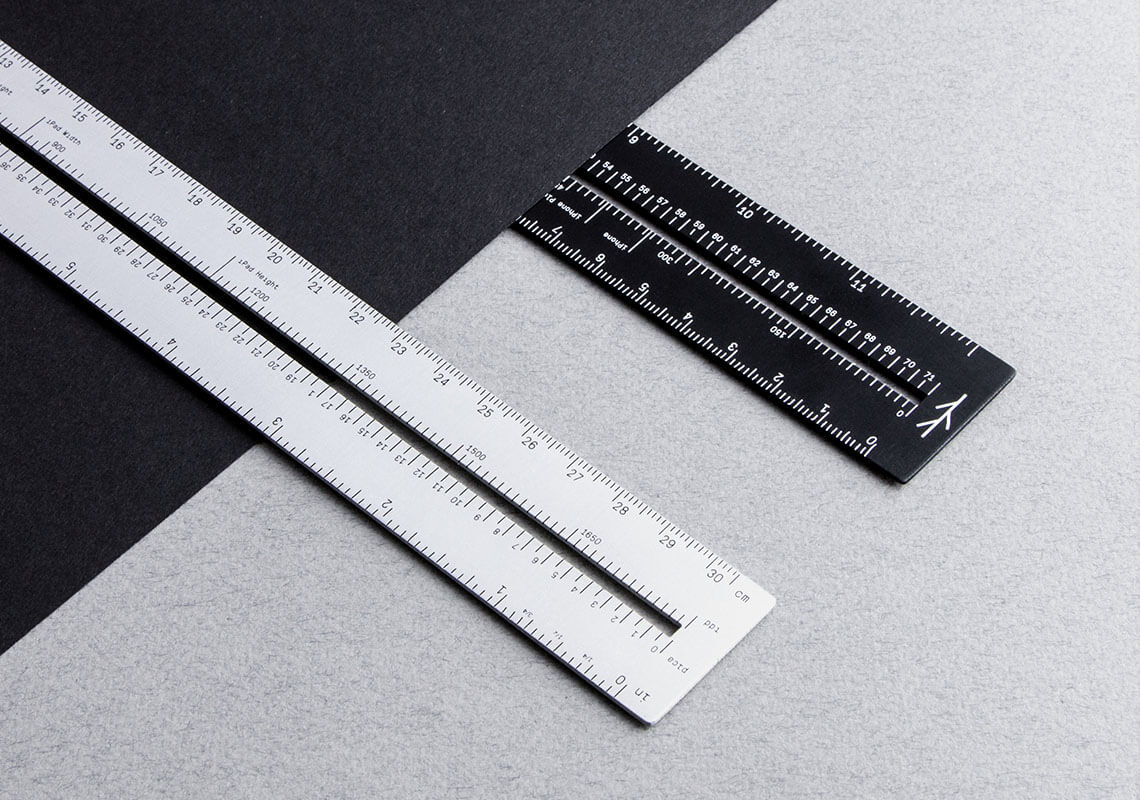 The Lindlund Ruler